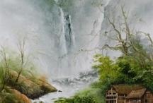 kinai festőművészet chinese art