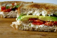 Recipes: Sandwiches / by Darcy Riley