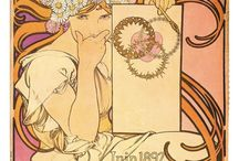 Posters Art Nouveau
