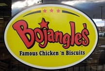 We LOVE Bojangles'! / by Darlington Raceway
