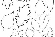 yaprak çizimleri