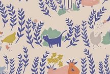 Animal / Expressive animal illustrations in a modern or retro perspective