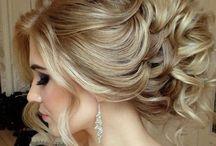 peinados cabello recogido