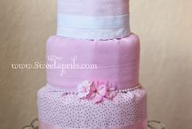 Diaper cakes / by Mandy Champ