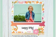 mix up patterned papers