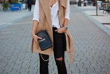 Пальто без рукавов/ удлиненные жилеты