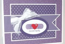 Cards - * Patterned Occasions / by Trisha Klowak