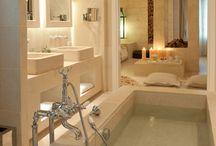 お風呂、脱衣室