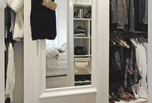 Closets, Storage, Organizing / by Restoring Our Victorian House