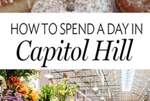 Capitol Hill - Washington, DC / Places to go and things to see around our Capitol Hill Location