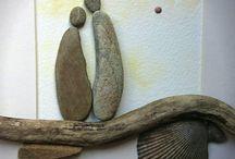 pebbles art nevras apostolos