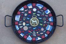 Mosaic Yee Haw Western Wonders! / Countryfied inspired mosaics