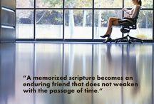 The Book of Mormon memorisations