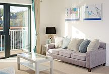 Rochester Riverside, Kent / One and two bedroom apartments available through the Shared Ownership scheme. Photography by Matt Livey Show apartment by Ishoka