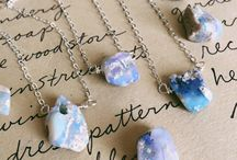 Stones, Crystals and Gems