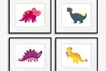 Dinosaurs ideas