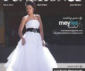 Wedding Magazine / Wedding and Function magazine covers from all our franchises around South Africa.