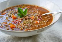FOOD: Soups Soups Soups