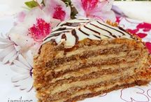 выпечка торт