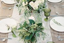 GREEN WEDDING