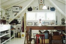 Attic Spaces / by Jessica