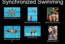 Synchro4Life / Synchronized Swimming