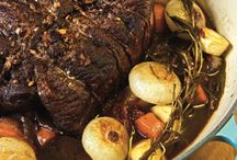 Lamb & deer recipes / by Laura Kawalich