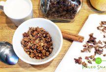 Granola, müsli / Gluten-free, no added rafined sugar
