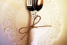 Flatware Decoration Ideas