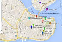 Städte Reise Istanbul
