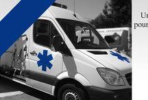 mr-clim.fr rend service aux ambulanciers / Première enseigne de climatisation de véhicules à domicile et sur site. http://www.mr-clim.fr/
