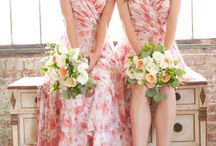 Bridal Party Attire / Looks for the bridal party.