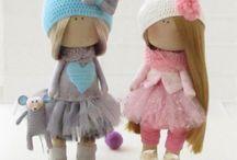 Muñecas diy