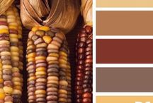 Gamas colores