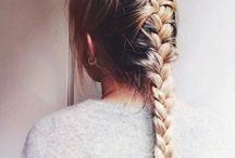 Hair stiles