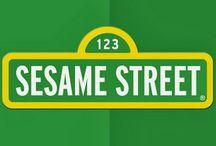 I ♥ Sesame Street / by Gabrielle Ann