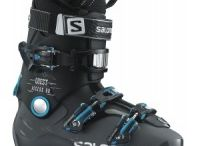 Salomon Quest Access Ski Boots 2018 models / Quest Access 80 has ratchet buckle for intuitive adjustment, making this easy Ski boot convenient and comfortable for all day skiing