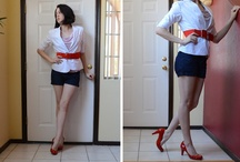 Look Book / Some of my looks / by Mommy Couture Blog .