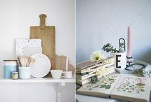 Interiør / DIY, inspirasjon og fikse ideer!