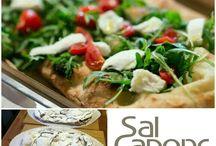 SalCapone finest italian food london / Cibo italiano a Londra