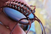 bracelets macrame