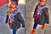 Kids Fashion / by Walisha Bradshaw