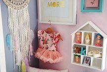 Baby Girl Nursery Inspiration <3 / For my precious bundle due Sept 2 2015!