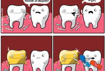 Humor dental