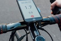 Cykelholder til iPhone, Galaxy, smartphone