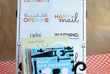 Snail Mail Art & Ideas