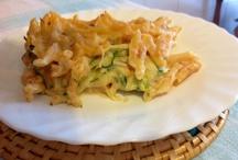 Pasticcio di pasta con zucchine e galbanino / I Dolci di Maria Rita