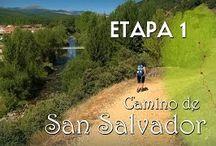 CAMINO DE SAN SALVADOR - CAMINO DE SANTIAGO / El Camino de San Salvador en 5 etapas a pie