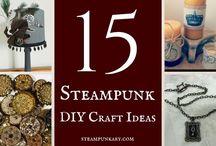 Steampunk Fashion Ideas