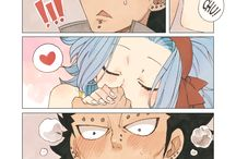 Fairy Tail Ships
